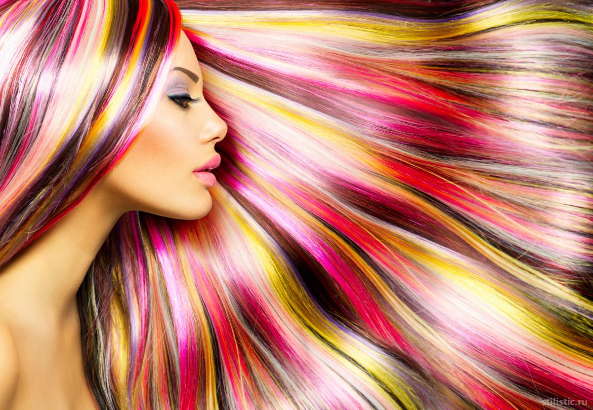 Блики в волосах: все о техниках мелирования