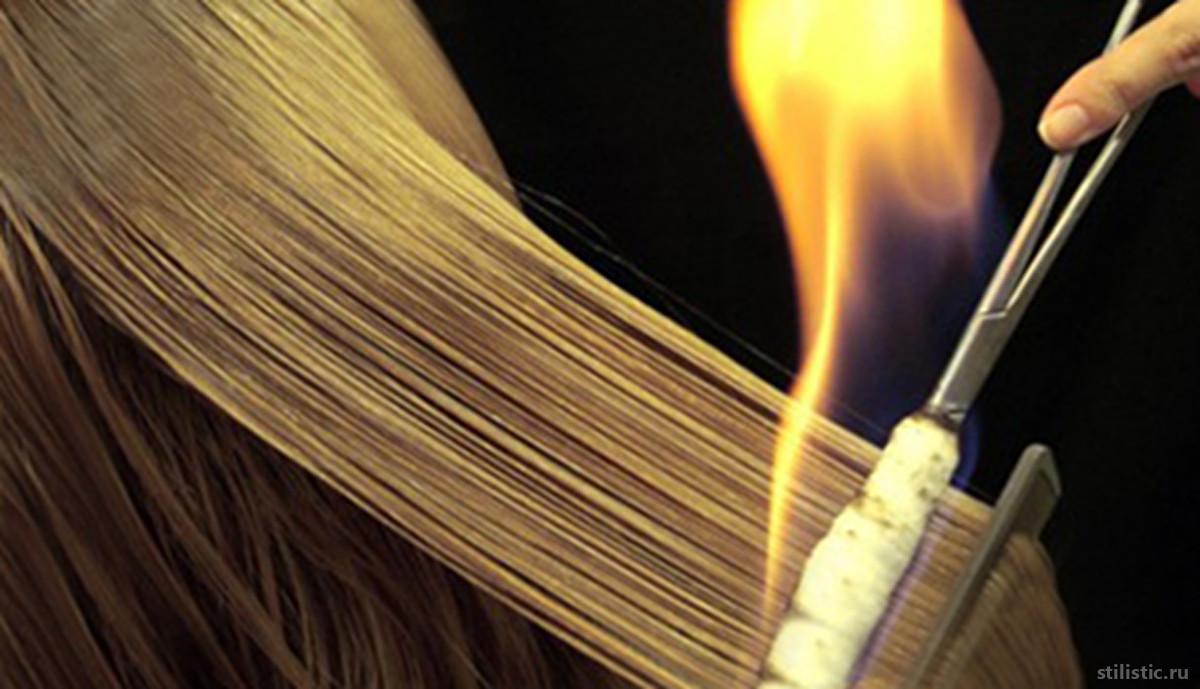 Лечение волос огнём: все о процедуре пирофореза