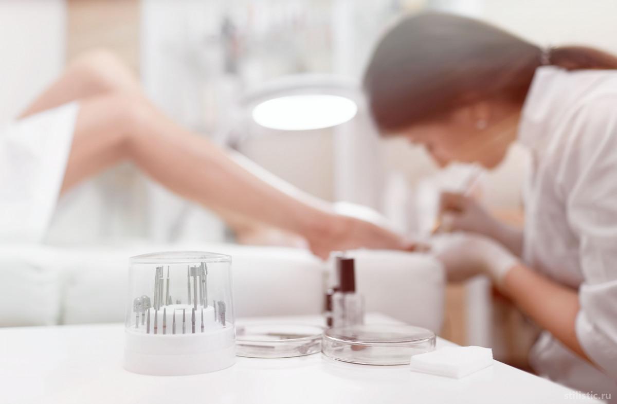 SMART-педикюр – новейшая технология nail-индустрии