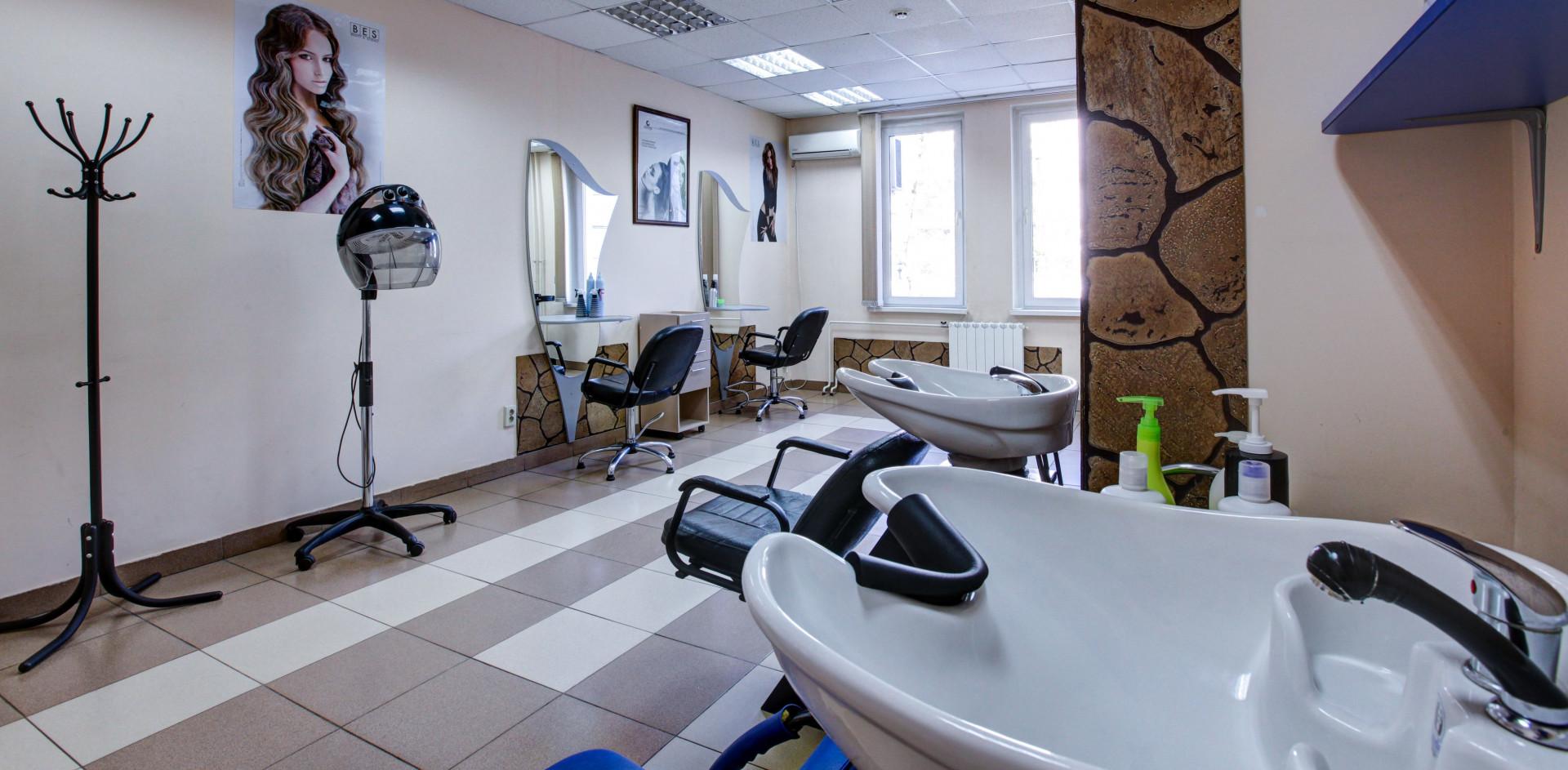 Салон-парикмахерская Камелия на Сходненской улице